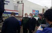 بازدید رئیس مجلس از نمایشگاه دفاع بیولوژیک سپاه