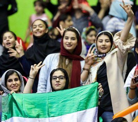 سهمیه تماشاگران خانم برای مسابقات ملی والیبال بیشتر میشود