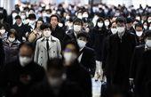 افزایش آمار مبتلایان به بیماری کووید-۱۹ در ژاپن