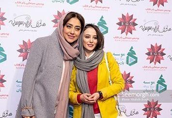 """بهاره کیان افشار، الناز حبیبی و لیلا بلوکات در اکران """"هشتگ خاله سوسکه"""" + عکس"""