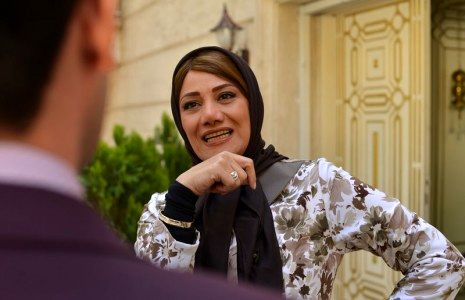 خداحافظ دختر شیرازی با شبنم مقدمی+عکس