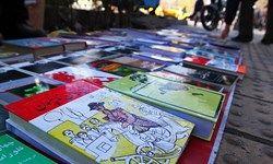 پشتپرده دستفروشان کتابهای غیرمجاز و بدون سانسور در پیادهروها