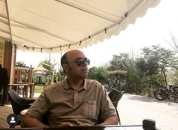 تفریحات آقای بازیگر در روزهای تابستانی + عکس