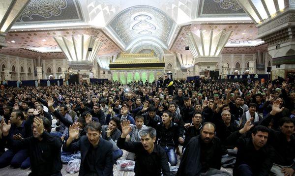 اهالی فرهنگ به حرم امام خمینی (ره) میروند