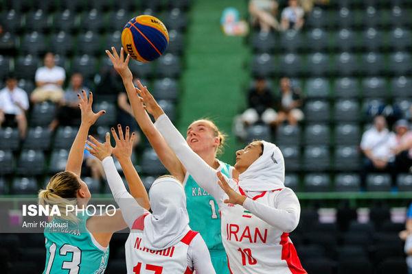 برنامه مسابقات بسکتبال دختران مشخص شد