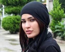 شیوا طاهری با لباس سنتی/عکس