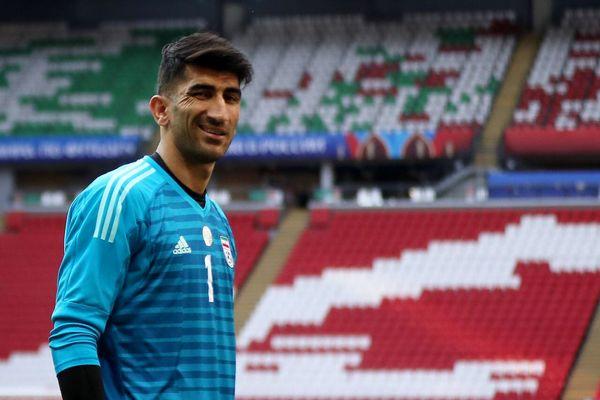 فیلم:: بیرانوند، ایران بهترین تیم جام ملتها میشود