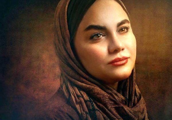 نقاشی زیبایی از چهره کارگردان مشهور + عکس
