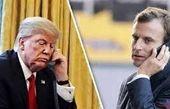 رایزنی تلفنی رؤسای جمهور آمریکا و فرانسه درباره لبنان