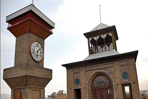 ساعت شمسالعماره به وقت پایتخت کوک میشود