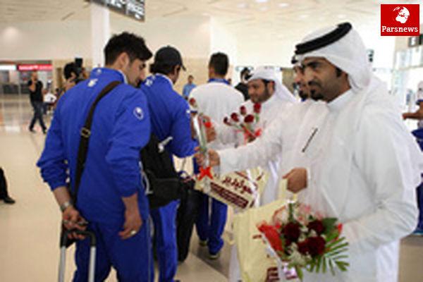 سریال بی احترامی به تیم های ایرانی در عربستان ادامه یافت