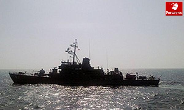 ناوگروه بیست و چهارم نیروی دریایی ارتش به کشور بازگشت