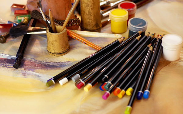 ابزارهای مورد نیاز در هنر نگارگری