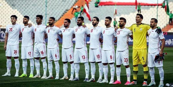خبر خوش برای تیم ملی ایران در آستانه بازی با عراق