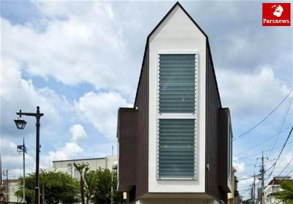 خانه ۵۵ مترمربعی با معماری شگفتانگیز+عکس