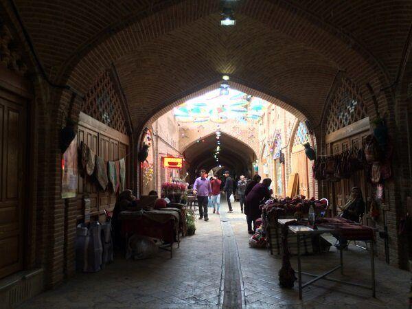 حضور شهرزاد کمالزده در یکی از مناطق قدیمی پایتخت + عکس