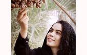 ملیکا شریفی نیا در آبادان + عکس