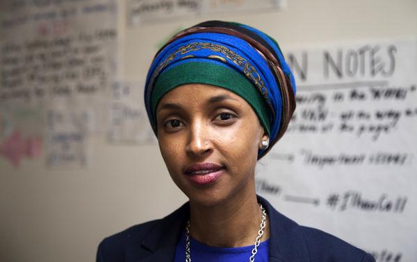 توییتر:: واکنش زن مسلمان آمریکایی به بیانیه ترامپ