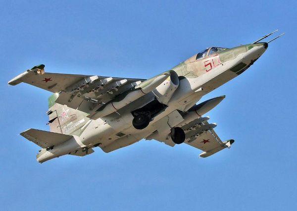 فوت 2 خلبان در سقوط جنگنده در ارمنستان
