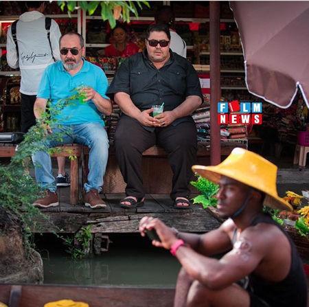 آقایون بازیگر در تایلند + عکس