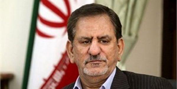 جهانگیری: ایران قادر به مدیریت بحرانهای بزرگ است