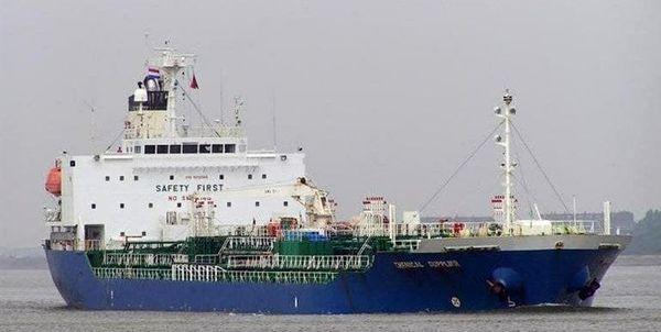 ایران یک کشتی با پرچم کره جنوبی را توقیف کرد