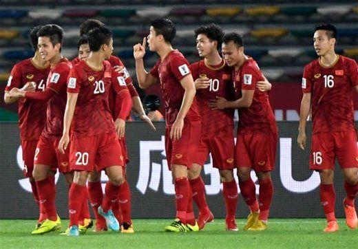 تغییر تاکتیک سرمربی کرهای ویتنام برای بازی با ایران