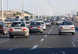 آخرین وضعیت راههای کشور/ جاده چالوس یک طرفه میشود