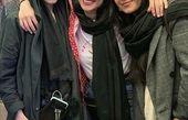 الناز حبیبی و دوستانش + عکس