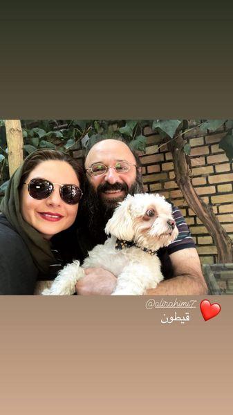 سگ بانمک سولماز غنی + عکی