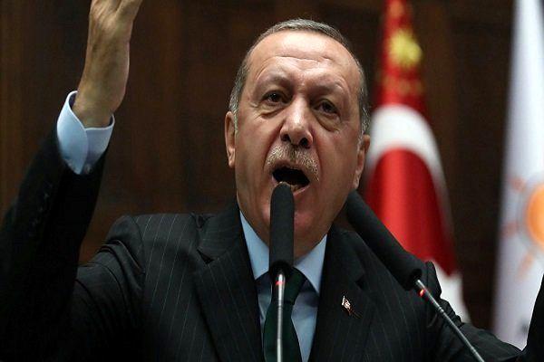 اردوغان: سوریه درس خوبی گرفت!