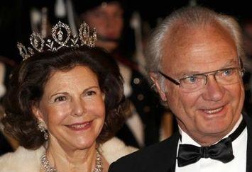 جشن تولد ۷۵ سالگی ملکه سیلویا سوئد +تصاویر