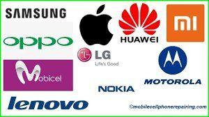 در هر نقطه از جهان کدام برندهای موبایل پرفروشترند؟