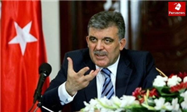 گل: ایران کشوری مهم برای ترکیه است