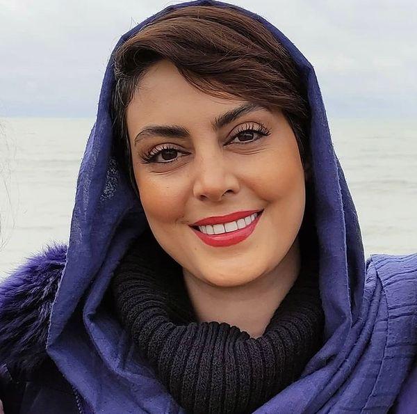 ظاهر جدید نیلوفر شهیدی + عکس