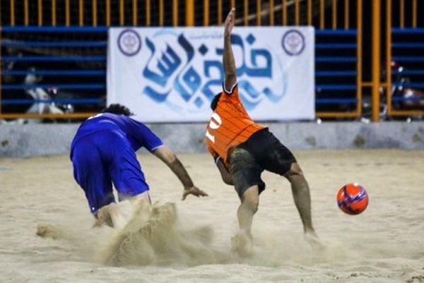 گروه بندی مسابقات فوتبال ساحلی رده جوانان مشخص شد