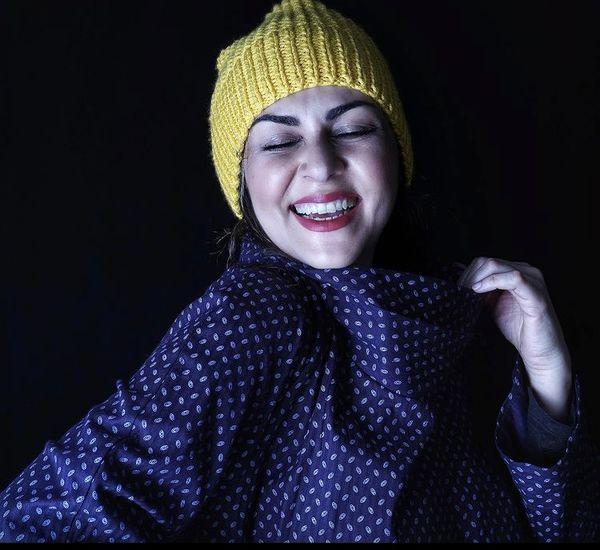 شیوا ابراهیمی با استایلی جوانانه + عکس
