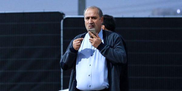 جلسه سرپایی تاج با مدیرعامل سپاهان/ هیأت رئیسه آمدند+ عکس