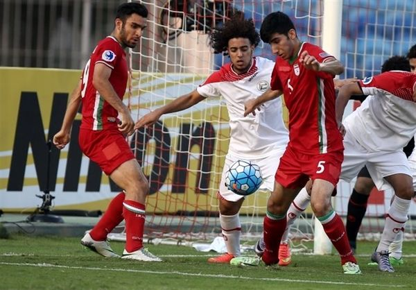 پیروزی ایران برابر ازبکستان تا پایان نیمه اول