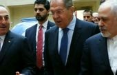 ظریف: غرب راهکار سیاسی تحت رهبری سوریها را پذیرفته است