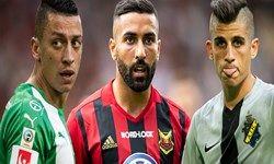 یک ایرانی بهترین بازیکن ماه لیگ سوئد شد