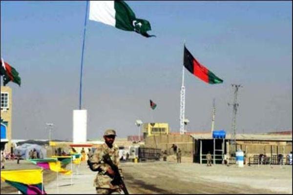 درگیری نظامیان افغانستانی و پاکستانی در «پکتیا»