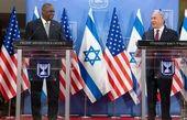 اعلام حمایت مجدد پنتاگون از اسرائیل