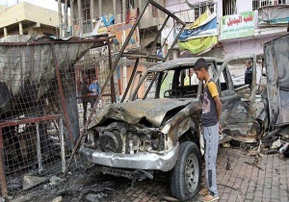 دو انفجار در بغداد چند زخمی برجای گذاشت