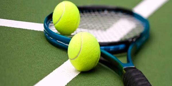 حضور دختر تنیسور ایران در هفته سوم مسابقات