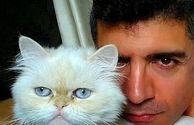 اوزجان دنیز هنرپیشه و خواننده مشهور ترک و همسرش فیضا +تصاویر