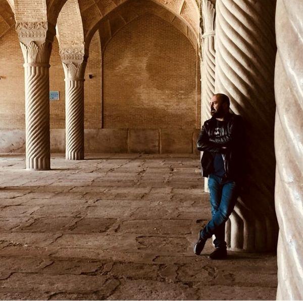 بهبود در مکانی تاریخی + عکس