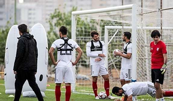 مقایسه بازیهای دوستانه ایران با مدعیان آسیایی