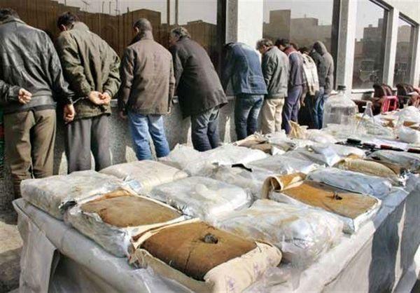شناسایی و دستگیری باند قاچاق موادمخدر در شرق استان تهران