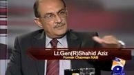 ژنرال ارشد پاکستانی در افغانستان کشته شد